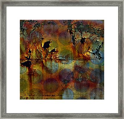 Polluted Circus Framed Print by Empty Wall