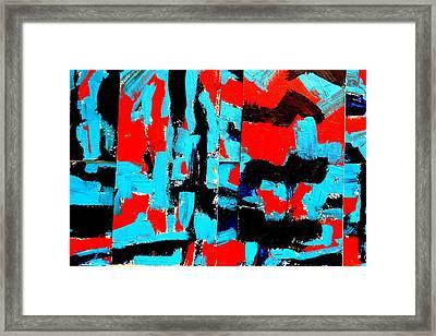 Polyptych   II Framed Print
