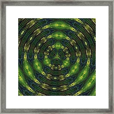 Pond Perfect Framed Print by Alec Drake
