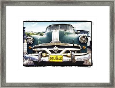 Pontiac  Framed Print by Mauro Celotti