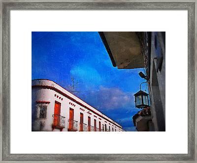 Popayan Framed Print by Skip Hunt