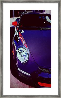 Porsche Gt3 Rs Framed Print
