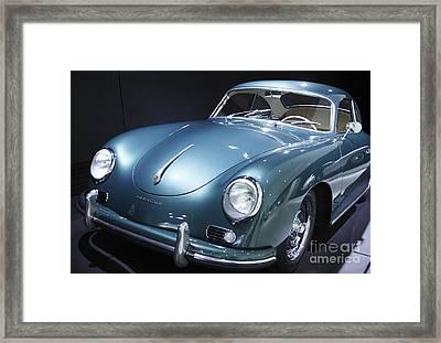 Porsche Museum 4 Framed Print