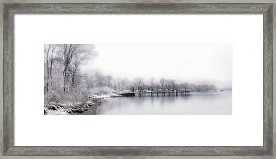 Port Tobacco River Framed Print