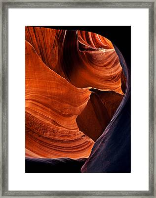 Portal Of The Sun Framed Print