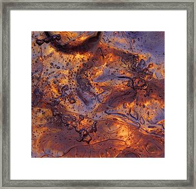 Framed Print featuring the photograph Portals by Sami Tiainen