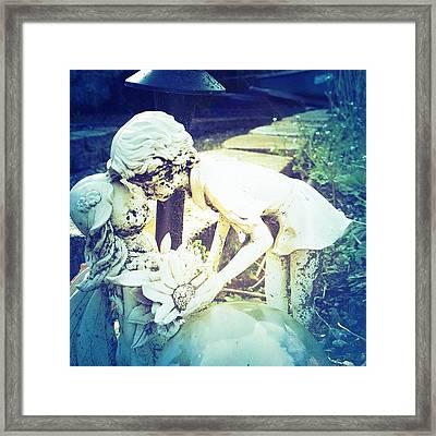 #portland #instagram #picoftheday Framed Print