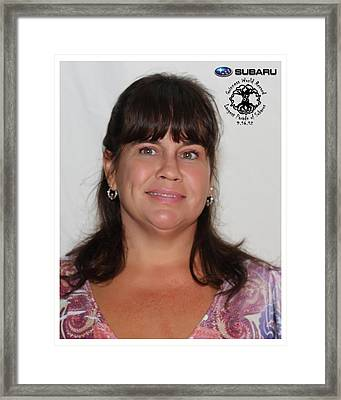 Portrait #251 Framed Print