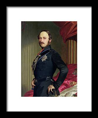 Saxe Framed Prints