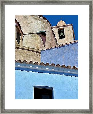 Posada Framed Print