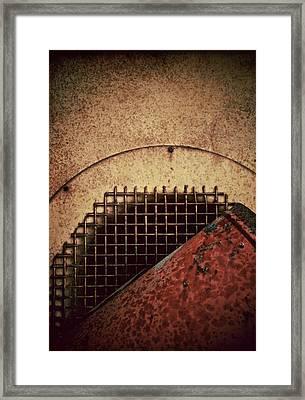 Post Industrial Wonderland Framed Print by Odd Jeppesen