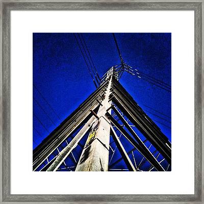 Power Up ~ Corron Xtrillion #xtrillion Framed Print