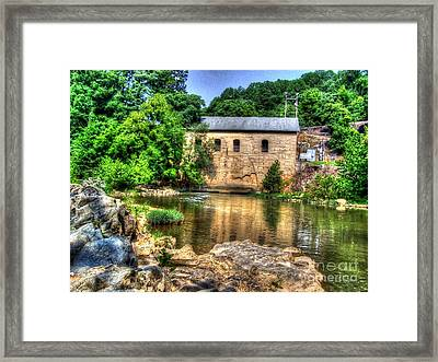 Powerhouse Framed Print