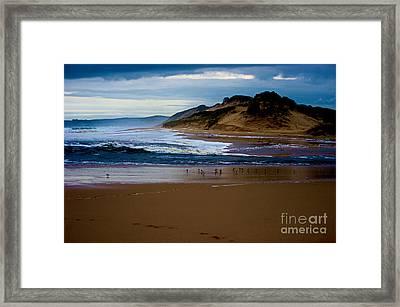 Powlet River Framed Print