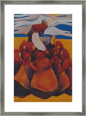 Prairie Prayer Framed Print