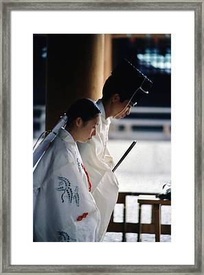 Framed Print featuring the photograph Prayer by Craig Wood