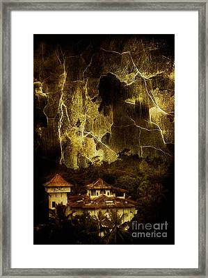 Premonitions Framed Print by Andrew Paranavitana