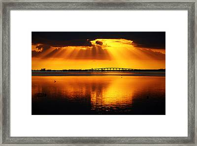 Framed Print featuring the photograph Presence by Jalai Lama