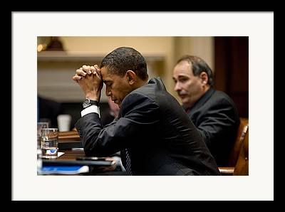 Obama Administration Framed Prints