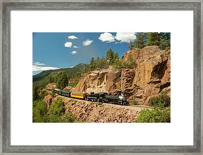 Presidential Special Framed Print by Ken Smith