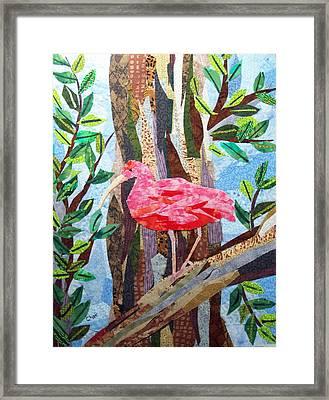 Pretty In Pink Framed Print by Charlene White
