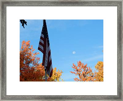 Pride Framed Print by Dennis Leatherman