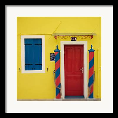 Primary Photographs Framed Prints
