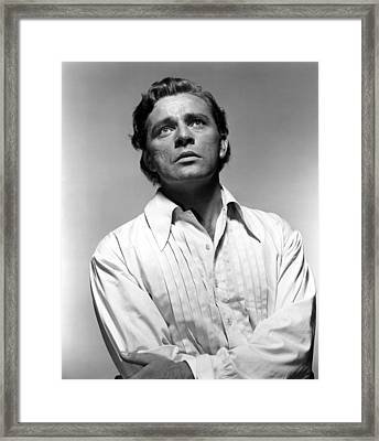 Prince Of Players, Richard Burton, 1955 Framed Print by Everett