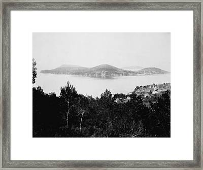 Princes Islands - Turkey Framed Print by International  Images