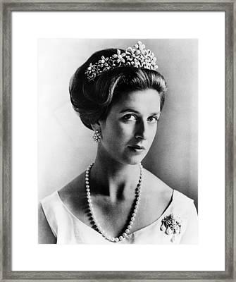 Princess Alexandra, Member Framed Print