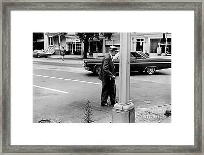 Princton New Jersey  Framed Print by Homer Sykes
