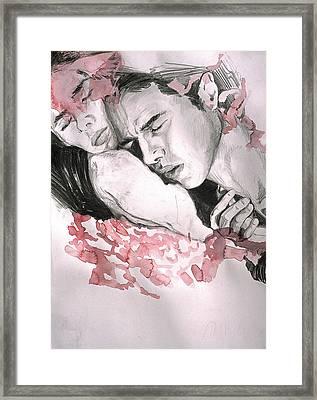 Prodigal Lover Framed Print by Rene Capone