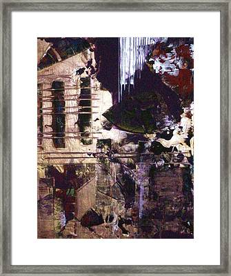 Progress Framed Print by Charlotte Nunn