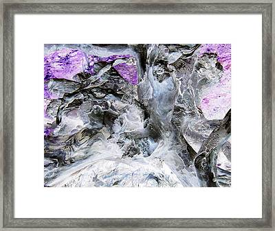 Framed Print featuring the photograph Prometheus by Tony Murray