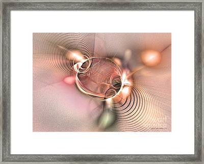 Prophecy Is True Framed Print by Abstract art prints by Sipo