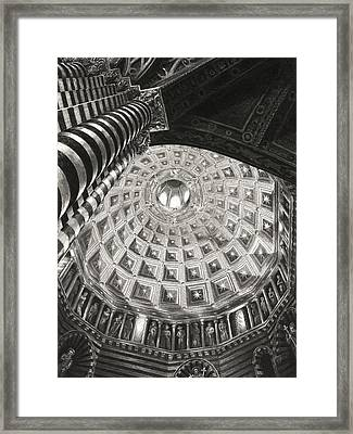 Prophets And Patriarchs Framed Print by Norman Bean