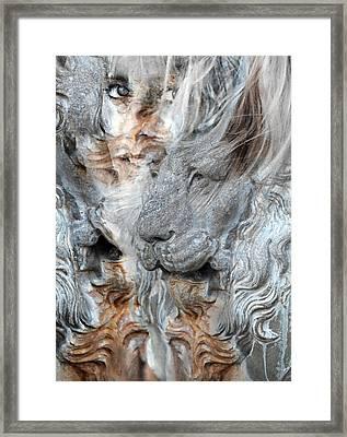 Psyche Framed Print by Elizabeth Hart