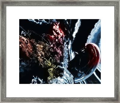 Psychic Adventure Framed Print
