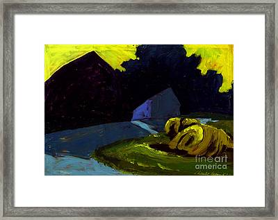 Pucketts Bend Framed Print by Charlie Spear