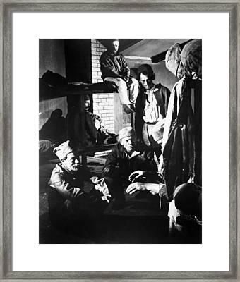 Pudovkin: Motgher, 1926 Framed Print by Granger