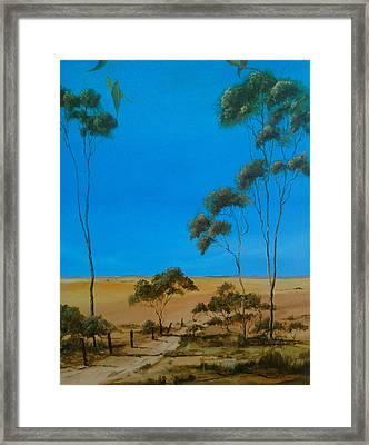 Pure Australia Framed Print by Paul Morgan