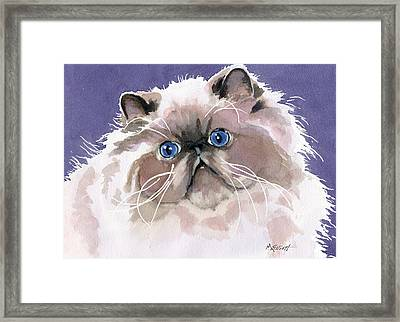 Pure Sweetness Framed Print by Marsha Elliott