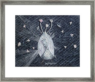 Puttin' On The Ritz Framed Print