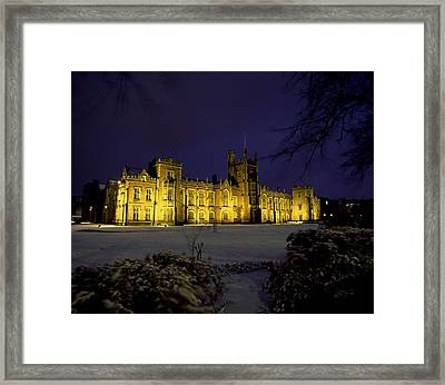 Queens University, Belfast, Ireland Framed Print