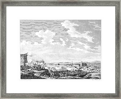 Quiberon Expedition, 1795 Framed Print by Granger