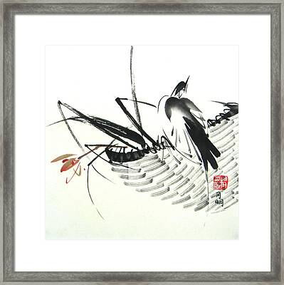 Quiescent Framed Print by Ming Yeung