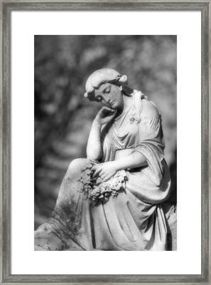 Quiet Contemplation Framed Print by Mark J Seefeldt