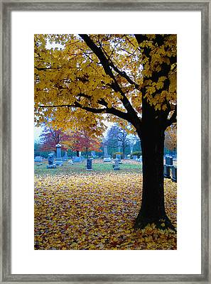 Quiet Time Framed Print by Gordon Beck