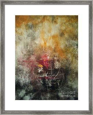 Raanthium Framed Print