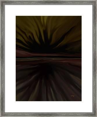 Radiant 1 Framed Print by Tim Stringer